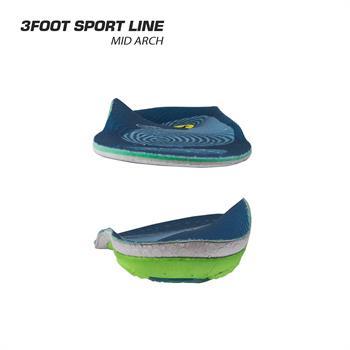 کفی طبی ورزشی متناسب با قوس متوسط پا- Sport Mid Arch